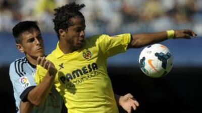 Aunque Giovani y el Villarreal dominaron el partido, Celta aguantó los a...