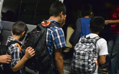 ¿Qué va a pasar con los niños que lleguen a la frontera? ¿Los separarán...