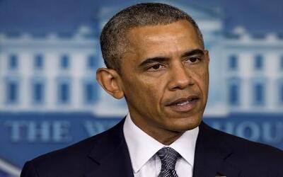 """Obama: """"Voy a tener que actuar por mi cuenta en el tema de la frontera"""""""