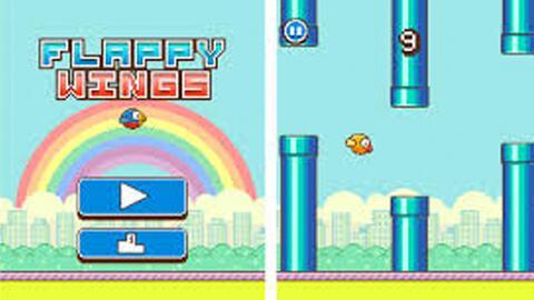 Flappy Wings, la app que te ayudará a entretenerte cuando estés aburrido