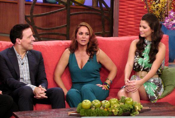 Lucero se mostró feliz de haber sido parte de Premios Juventud con un te...