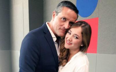 Sherlyn anuncia boda con Francisco Zea