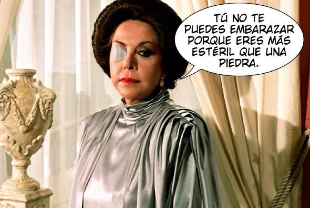 """Esta maravilla de frase la dijo """"Catalina Creel"""" (María Rubio) en """"Cuna..."""