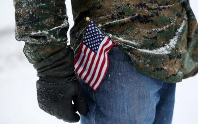 Depresión y ansiedad: problemas que enfrentan algunos veteranos al inten...