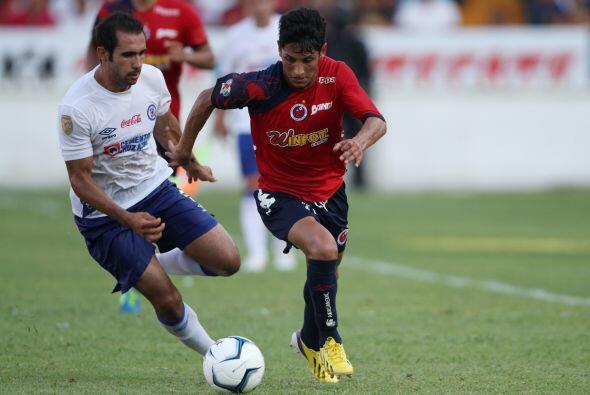 Cruz Azul juega su primer partido con público en el Estadio Azul...