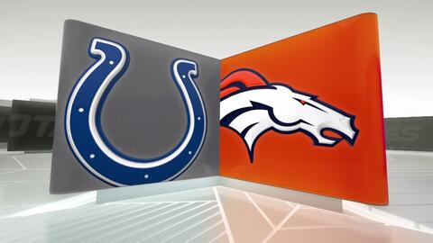 Semana 2 Highlights: Indianapolis Colts vs. Denver Broncos