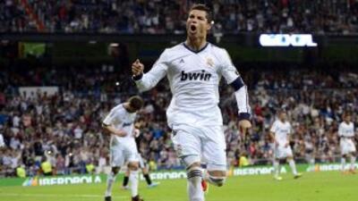 Luego de que fallara un penalti, Cristiano se reivindicó con un gol y do...