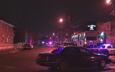 Tiroteo en Newark deja un muerto y tres heridos