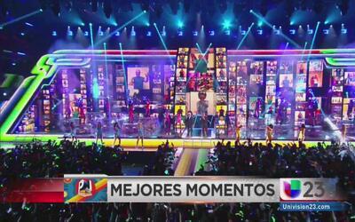 La Macarena se pone de moda gracias a Premios Juventud