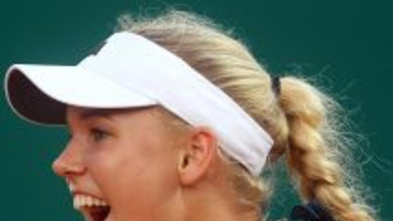 La danesa se deshizo en semifinales de la polaca Agnieszka Radwanska, en...