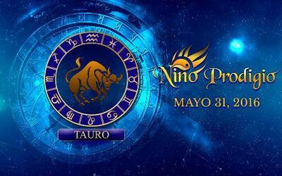 Niño Prodigio - Tauro 31 de mayo, 2016