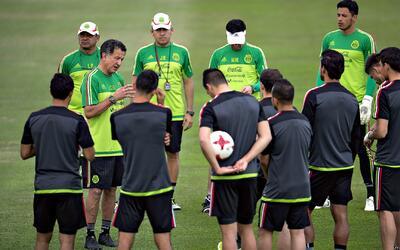 Estos son los 11 de México que jugarían ante Costa Rica