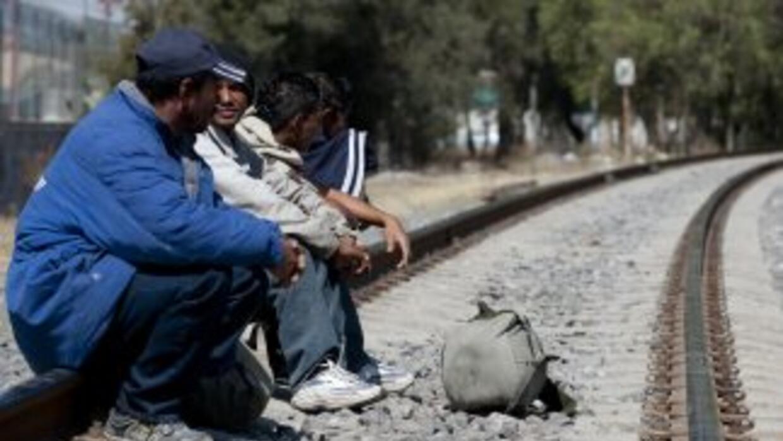 """""""La Bestia"""" es el nombre que los indocumentados le han puesto a los tren..."""