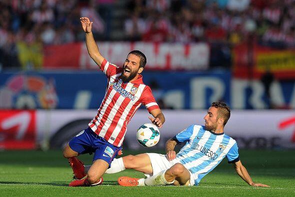 Mientras tanto, el partido entre madrileños y malagueños s...
