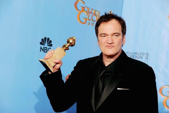 Quentin Tarantino nació el 27 de marzo de 1964.