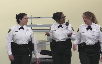 Conozca a las guardias que velan por la seguridad en la cárcel más grand...