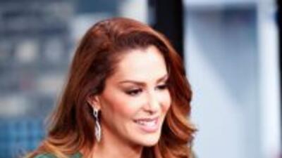 """La actriz se despidió de """"Aventurera"""" y le dio algunos consejos a Susana..."""