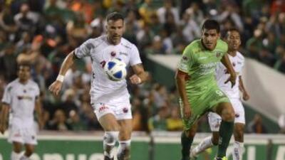 Jaguares y Tiburones empataron a un gol