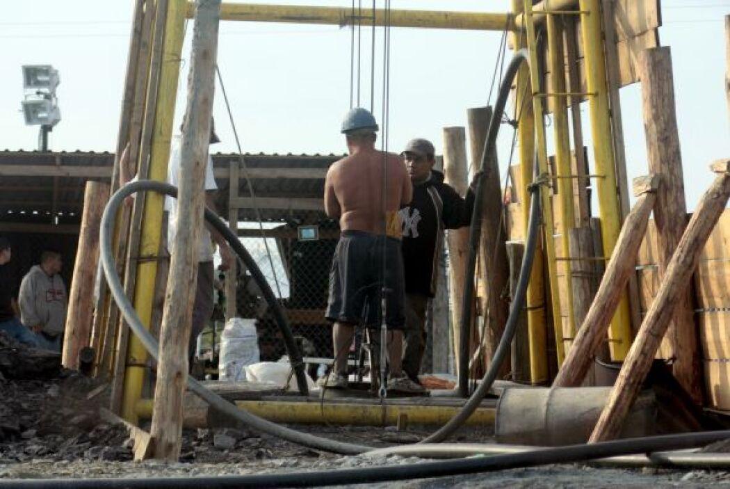 La tragedia en la mina se registró el pasado martes  después de una expl...