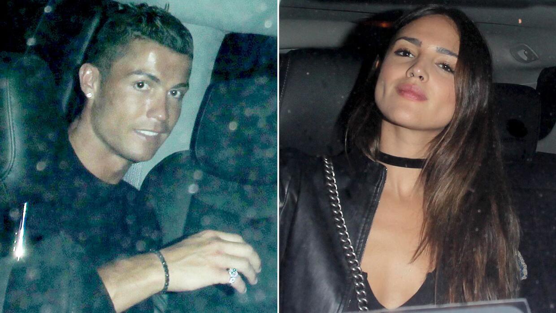 Cristiano y Eiza, ¿nuevo romance?