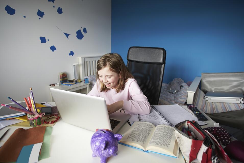 estudio en casa