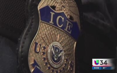 Confirman el arresto de más de 200 personas en Georgia por agentes migra...