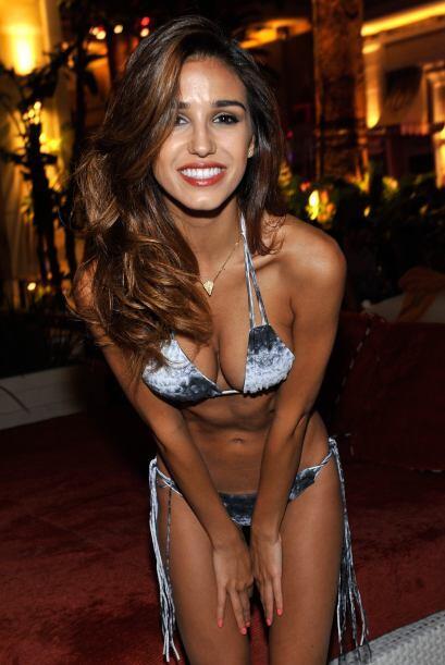 La sonrisa es una de las cualidades para que Ashley sea la modelo prefer...