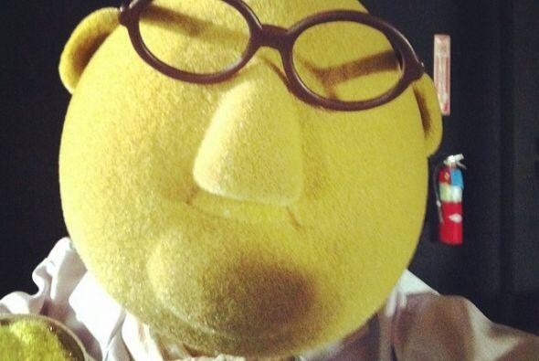 Y aunque a Beaker no le hizo mucha gracia la broma, el doctor Bunsen Hon...