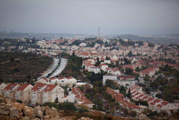 IEl plan E-1, aparcado hace años por Israel tras las fuertes pres...