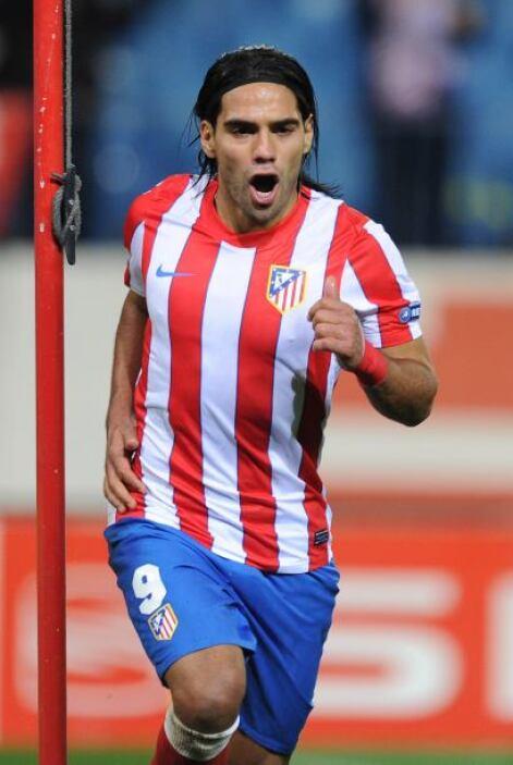 Radamel Falcao ha tenido un buen 2011 pues fue el año en el pasó a la hi...