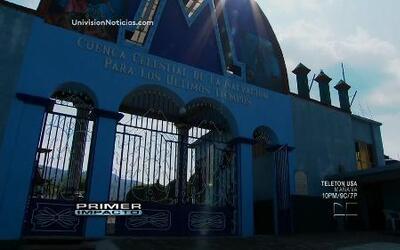 Iglesia de la Nueva Jerusalén, en Michoacán, México, cree que el fin del...