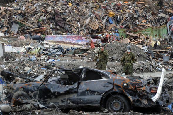 Con esta cifra, la desgracia que vive Japón se convierte en el desastre...