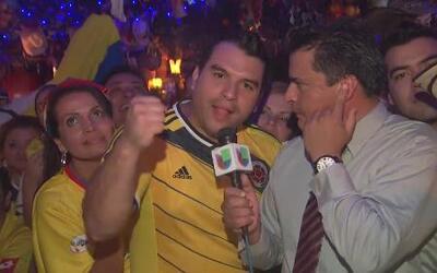 """Colombianos en Chicago: """"Queremos ser lso campeones del mundo"""""""