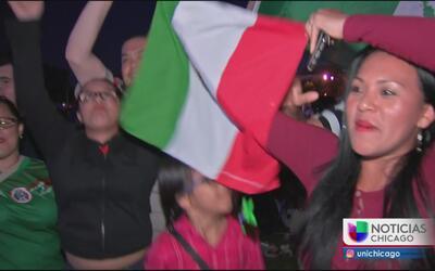 Mexicanos en Chicago disfrutaron en grande del Día de la Independencia