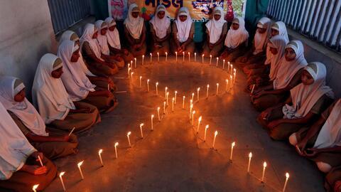 Día del sida India