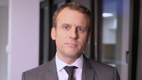 """""""Vengan a Francia"""": el mensaje del nuevo presidente francés a los cientí..."""