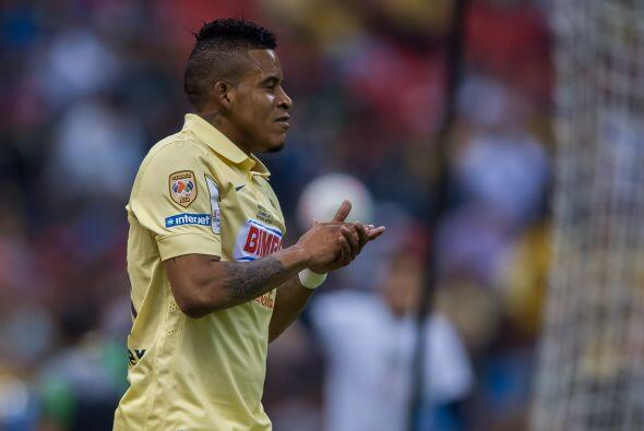 11.- Michael Arroyo: El ecuatoriano ingresó por Quintero, y revolucionó...