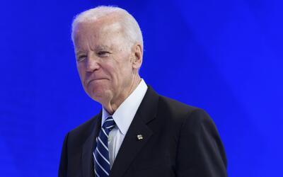 Joe Biden dijo que se arrepiente de no ser el presidente que ponga fin a...