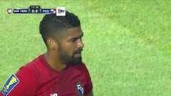 Highlights:Panamá at Honduras on July 10, 2015