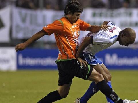 En partido del Grupo 6 de la Copa Libertadores, Nacional de Uruguay venc...