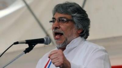 """Lugo se mostró mas partidario de encabezar una """"lista única"""" al Senado d..."""
