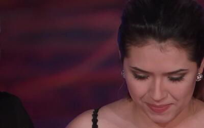 Paloma Carrasco fue la primera eliminada de La Reina de la Canción