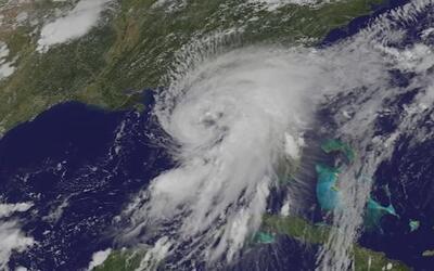 Hermine se debilita en Florida y se degrada a tormenta tropical