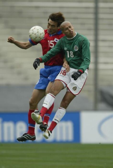 Aunque la derrota fue en la tanda de penales, México mostró muy poco fút...