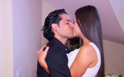Las suegras de Ana Patricia y Luis los aconsejan antes de la boda