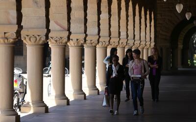 La Universidad de Stanford tiene uno de los índices de admisi&oac...