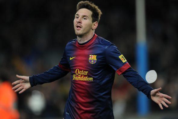 Y así fue luego de que el '10' del Barcelona definiera ante la salida de...