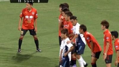 La jugada sorprendió no solo a los rivales sino a todos los asistentes e...