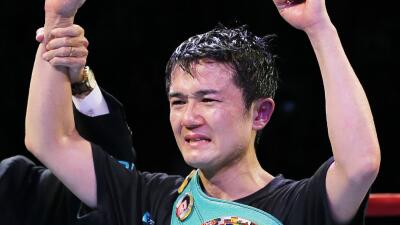 Yu Kimura defenderá ante Ganigan López