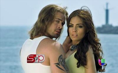 Salvaje atracción entre William Levy y Ximena Navarrete en 'La Tempestad'